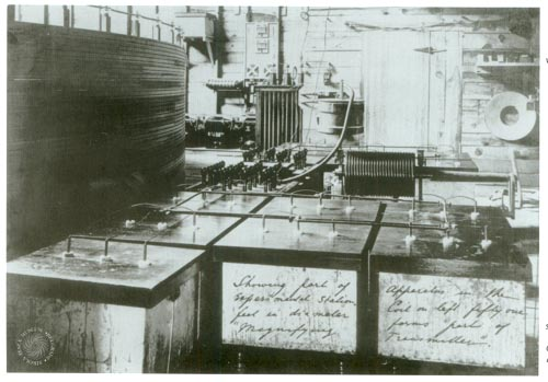 Capacitor Bank for the Colorado Springs Laboratory